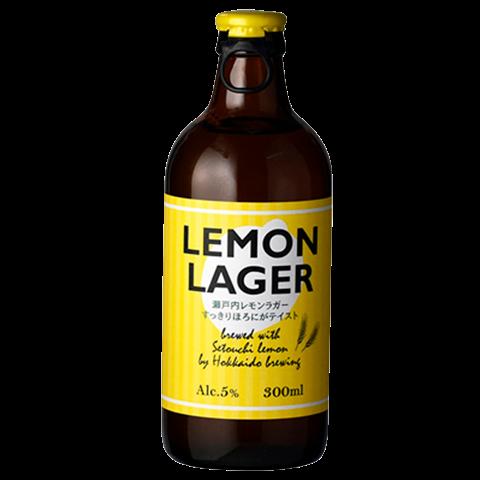 レモンラガー 瓶