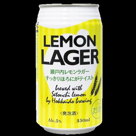 レモンラガー 缶